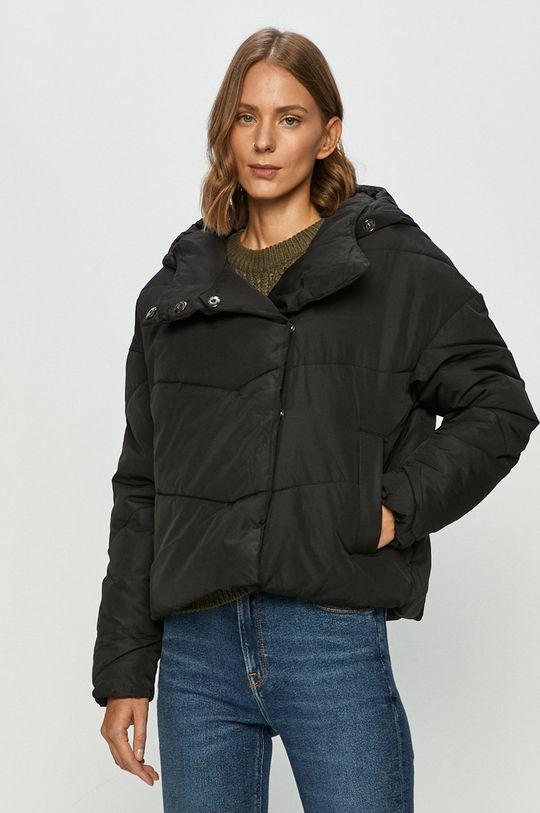 fekete Noisy May - Rövid kabát Női