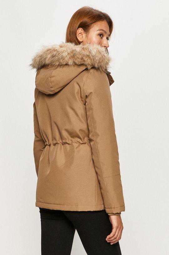 Vero Moda - Kurtka Materiał zasadniczy: 100 % Poliester, Sztuczne futerko: 42 % Akryl, 58 % Modakryl