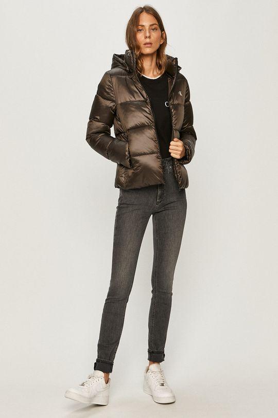 Calvin Klein Jeans - Kurtka szary