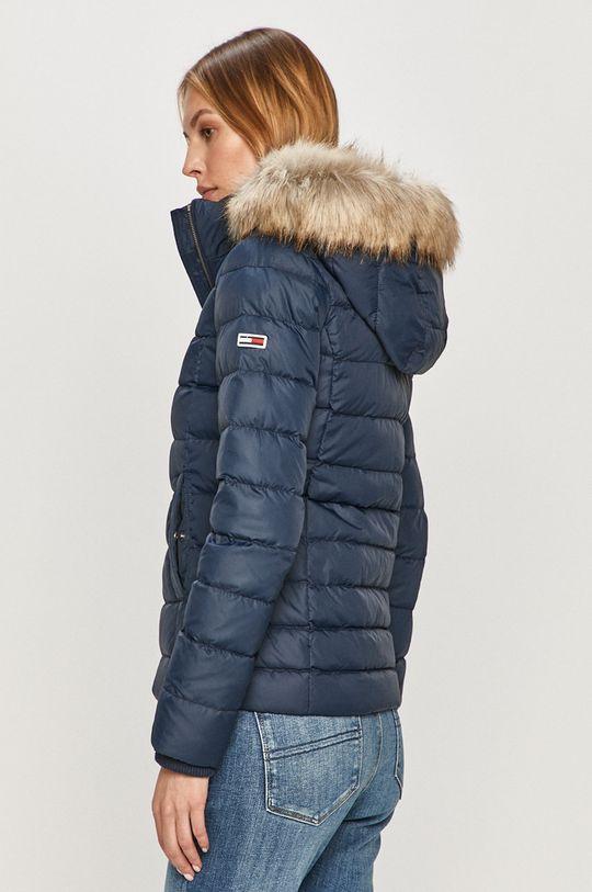 Tommy Jeans - Péřová bunda  Výplň: 30% Peří, 70% Chmýří Hlavní materiál: 100% Polyester Kožešina: 58% Akryl, 42% Modacryl Podšívka: 100% Polyester Stahovák: 2% Elastan, 98% Polyester
