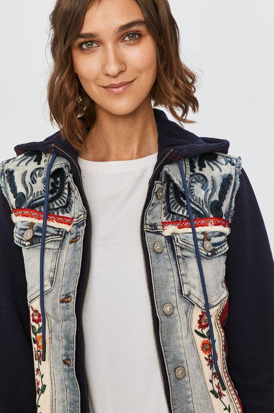 голубой Desigual - Куртка