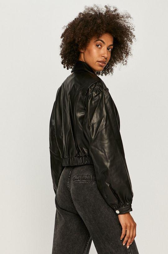 Guess Jeans - Ramoneska Podszewka: 100 % Poliester, Materiał zasadniczy: 100 % Poliuretan