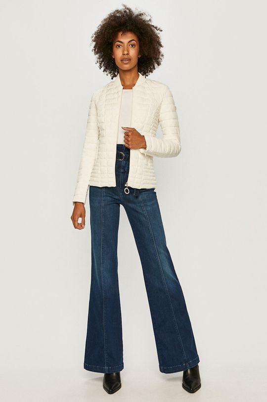 Guess Jeans - Bunda bílá