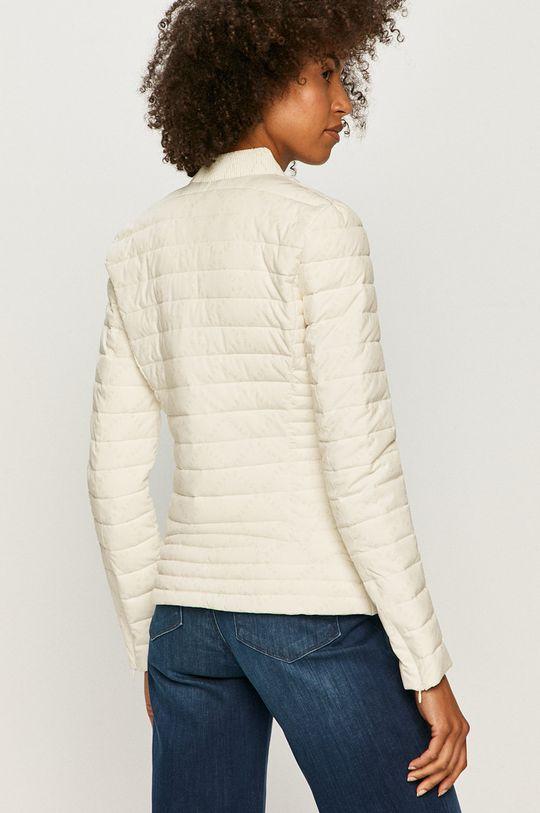 Guess Jeans - Bunda  Podšívka: 90% Polyester, 10% Spandex Výplň: 100% Polyester Hlavní materiál: 90% Polyester, 10% Spandex Provedení: 100% Polyuretan
