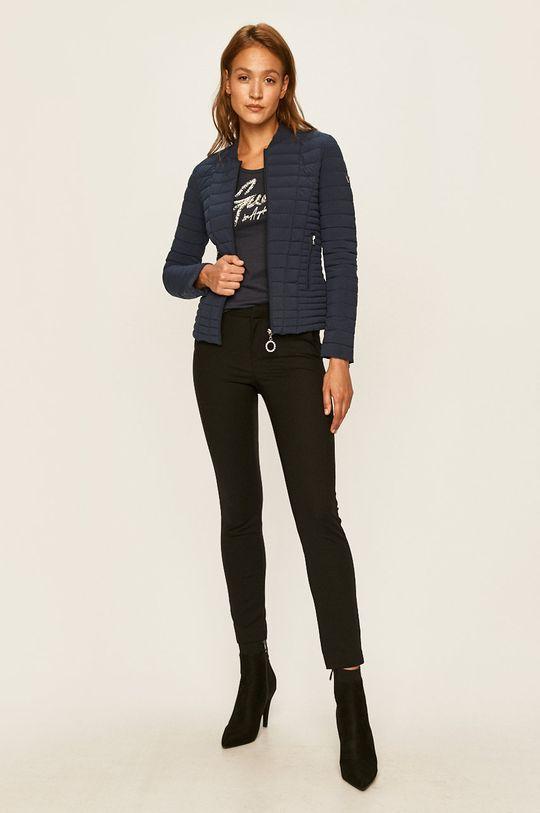 Guess Jeans - Bunda námořnická modř