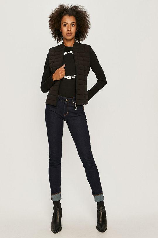 Guess Jeans - Vesta negru