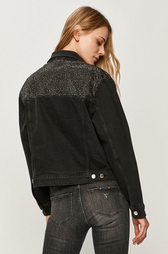 Guess Jeans - Džínová bunda  Podšívka: 20% Bavlna, 80% Polyester Hlavní materiál: 99% Bavlna, 1% Elastan