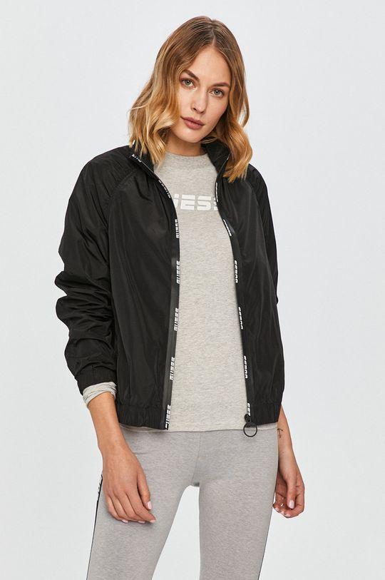čierna Guess Jeans - Bunda Dámsky