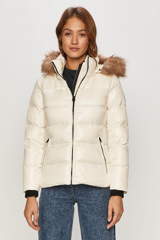 bílá Calvin Klein - Péřová bunda Dámský