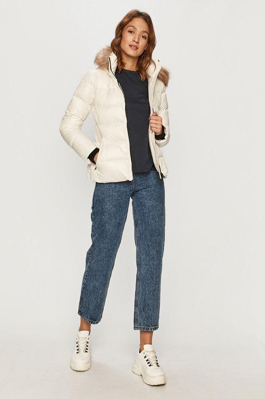 Calvin Klein - Péřová bunda bílá