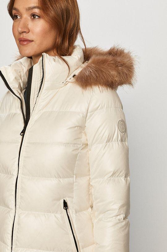 bílá Calvin Klein - Péřová bunda