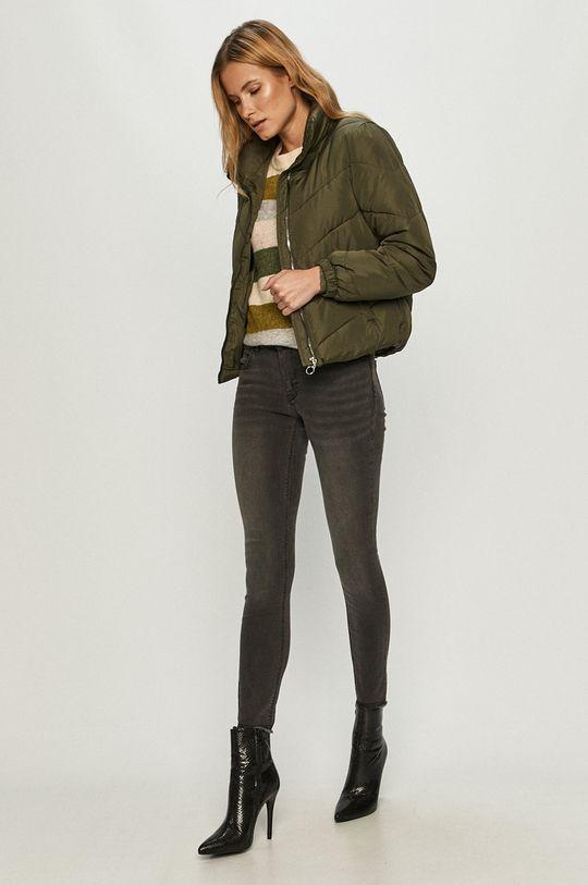 Jacqueline de Yong - Kurtka zielony