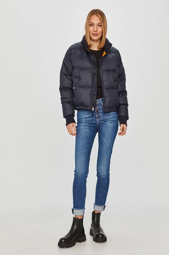 The North Face - Péřová bunda námořnická modř