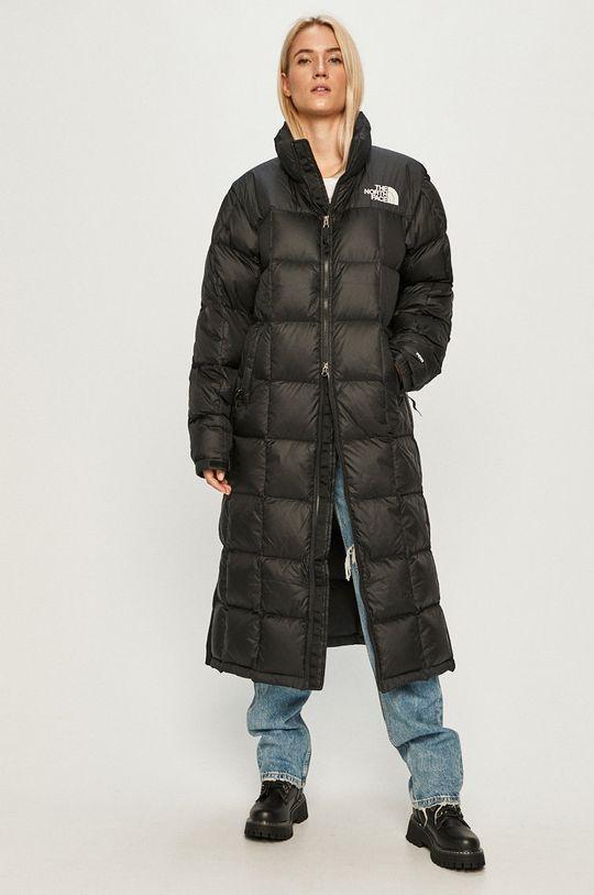 černá The North Face - Péřová bunda Dámský