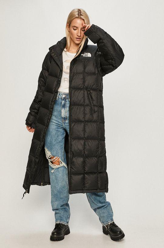 The North Face - Péřová bunda černá