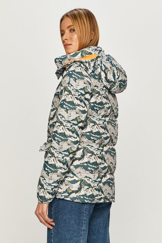 The North Face - Kurtka puchowa Podszewka: 100 % Poliester, Wypełnienie: 20 % Pierze, 80 % Puch, Materiał zasadniczy: 100 % Poliester