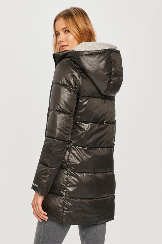 Calvin Klein Jeans - Bunda  Podšívka: 100% Polyester Výplň: 100% Polyester Hlavní materiál: 100% Polyester Podšívka rukávů: 100% Polyamid