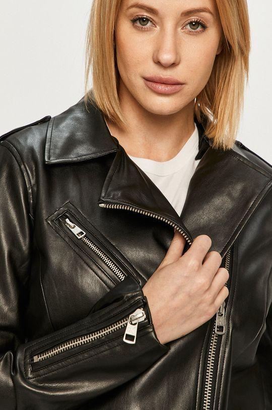 czarny Calvin Klein Jeans - Ramoneska