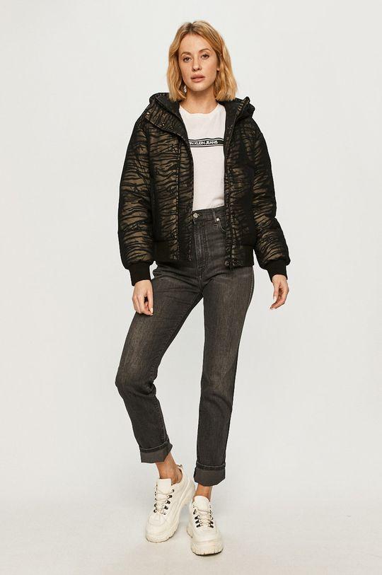 Calvin Klein Jeans - Kurtka beżowy