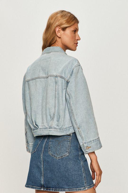 Levi's - Kurtka jeansowa 77 % Bawełna, 23 % Inny materiał
