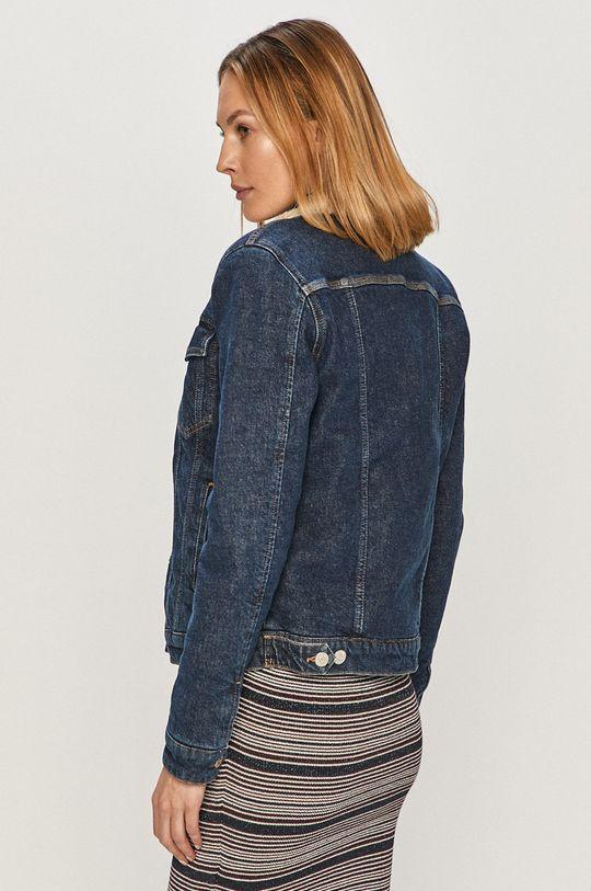 Tommy Jeans - Kurtka jeansowa Wypełnienie: 45 % Akryl, 55 % Poliester, Materiał zasadniczy: 99 % Bawełna, 1 % Elastan, Podszewka rękawów: 100 % Poliester