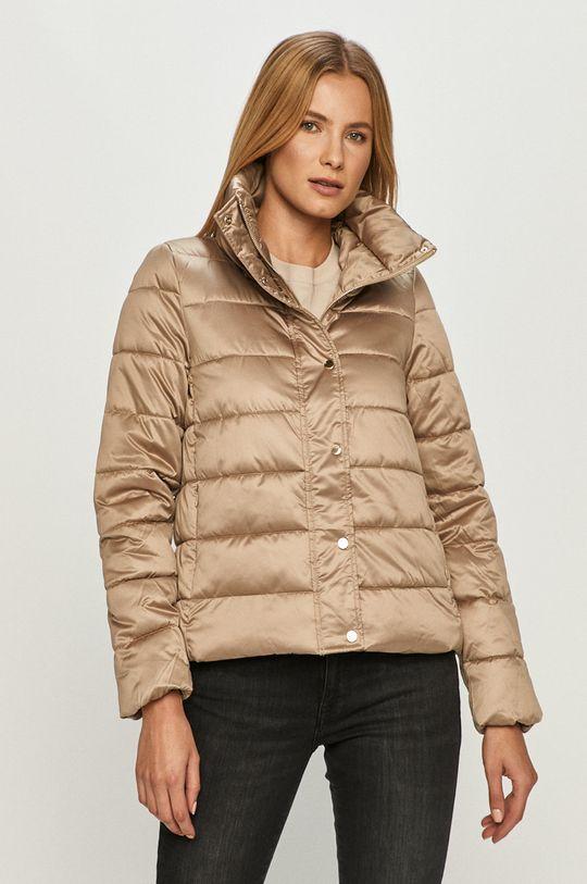 bézs Vero Moda - Rövid kabát Női