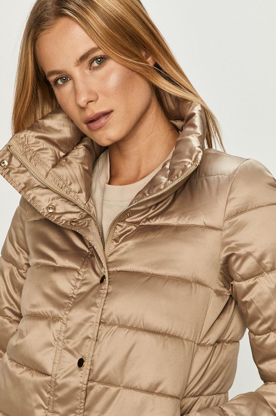 bézs Vero Moda - Rövid kabát