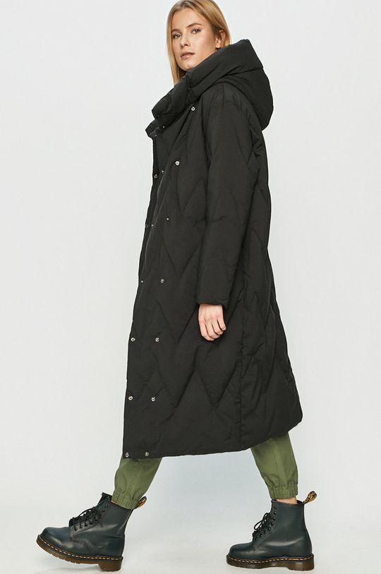 černá Vero Moda - Péřová bunda Dámský