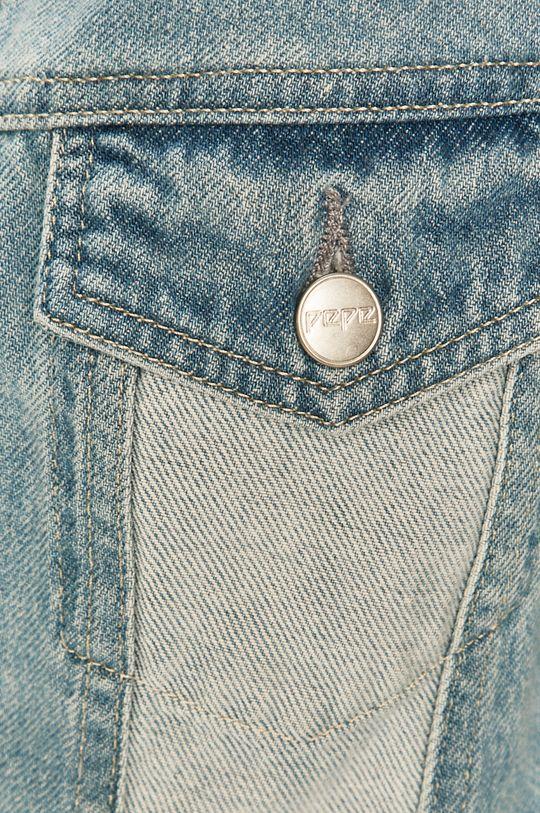 Pepe Jeans - Rifľová bunda Volt Flow
