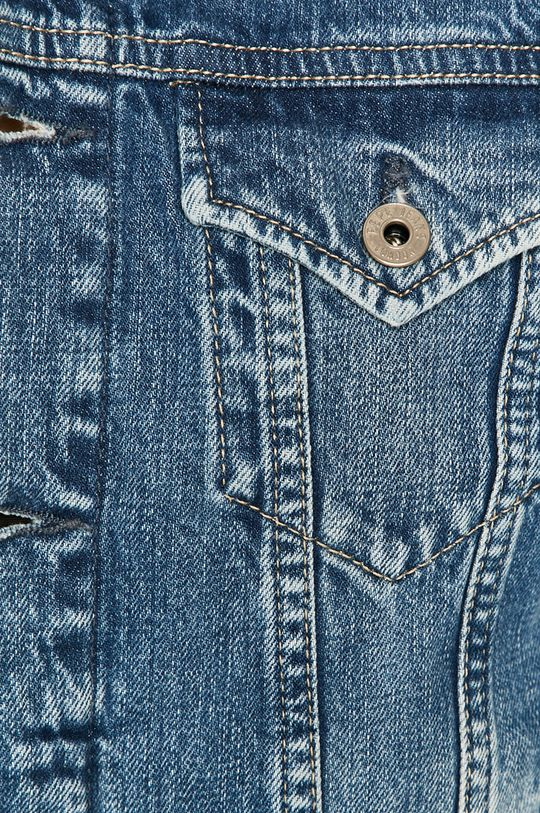 Pepe Jeans - Kurtka jeansowa Rose Damski