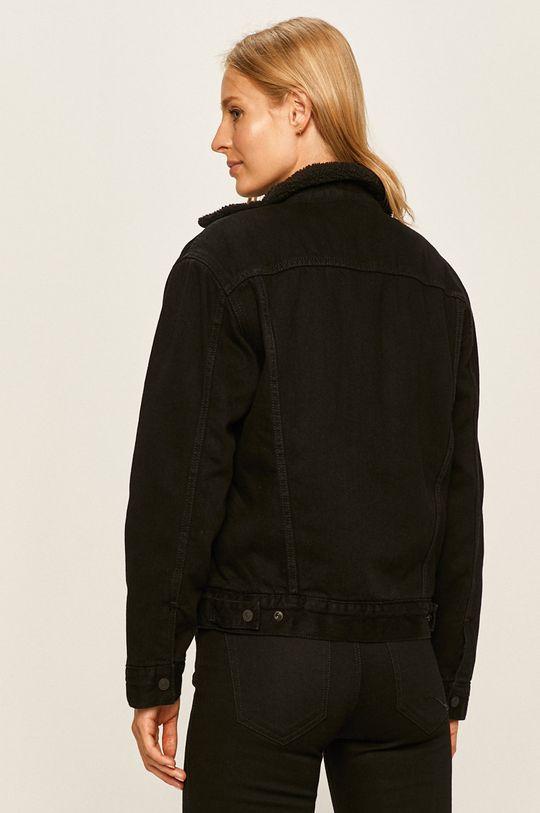 Levi's - Džínová bunda  Hlavní materiál: 100% Bavlna Podšívka 1: 16% Akryl, 73% Polyester, 11% Viskóza Podšívka 2: 100% Polyester