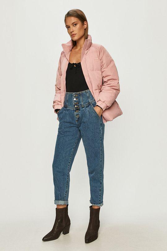 Levi's - Péřová bunda růžová