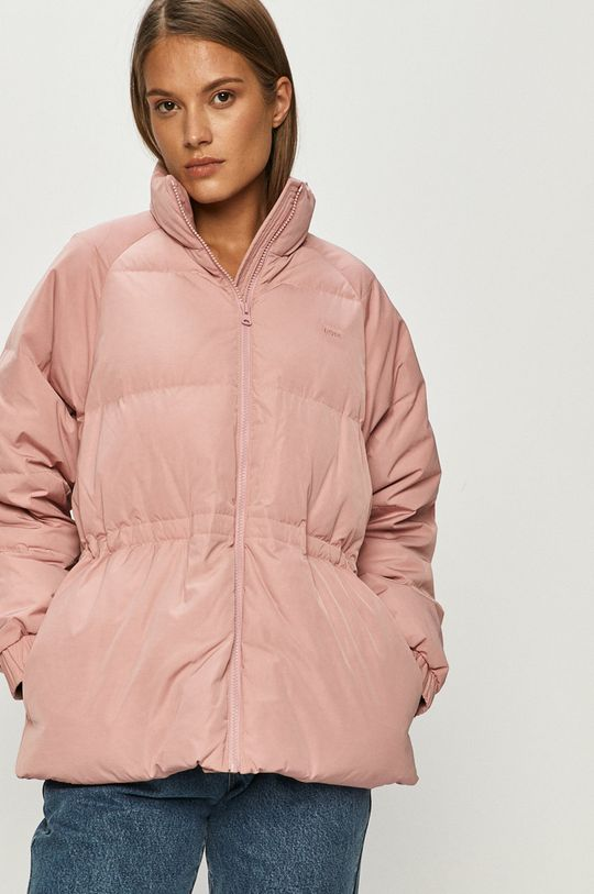 růžová Levi's - Péřová bunda