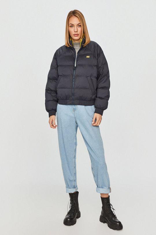 Levi's - Oboustranná bunda  100% Polyester