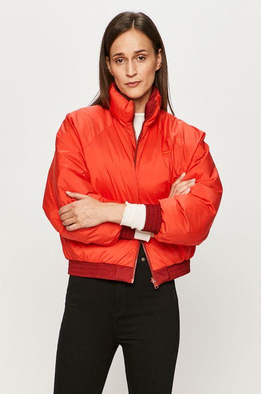 Levi's - Obojstranná bunda červená