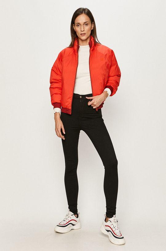 červená Levi's - Obojstranná bunda