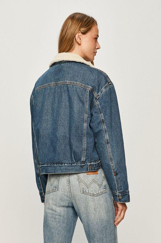 Levi's - Kurtka jeansowa Podszewka: 100 % Poliester, Materiał zasadniczy: 77 % Bawełna, 23 % Inny materiał