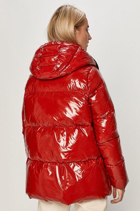 Tommy Hilfiger - Péřová bunda  Podšívka: 100% Polyester Výplň: 30% Peří, 70% Kachní chmýří Hlavní materiál: 100% Polyamid