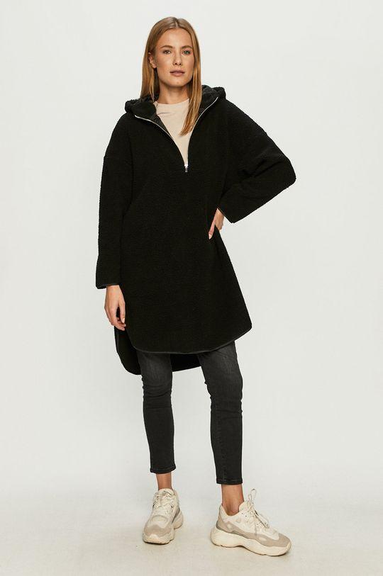 Only - Rövid kabát fekete