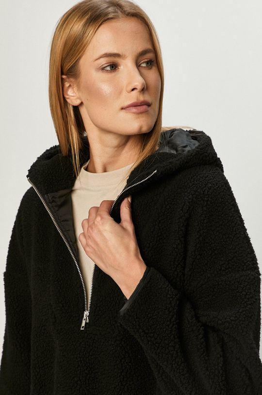 fekete Only - Rövid kabát