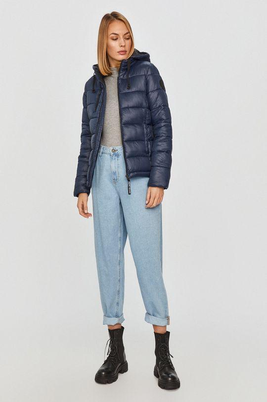 Pepe Jeans - Bunda Cata námořnická modř