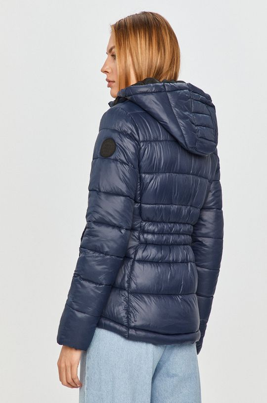 Pepe Jeans - Bunda Cata  Materiál č. 1: 100% Polyester Materiál č. 2: 100% Nylon