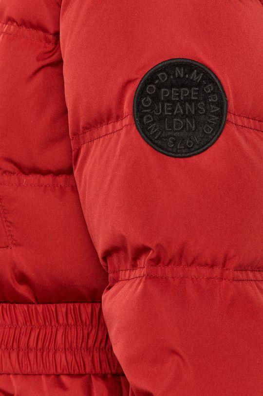 Pepe Jeans - Péřová bunda Almah