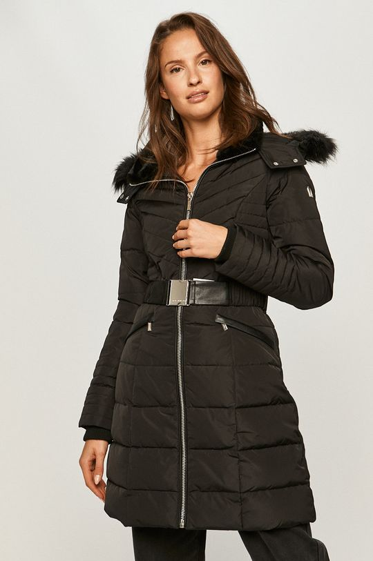 černá Morgan - Péřová bunda Dámský