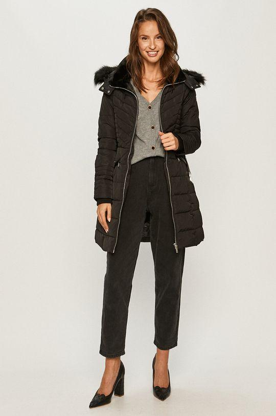Morgan - Péřová bunda černá