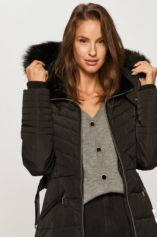 černá Morgan - Péřová bunda