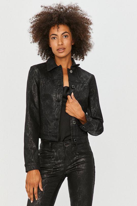fekete Morgan - Rövid kabát Női