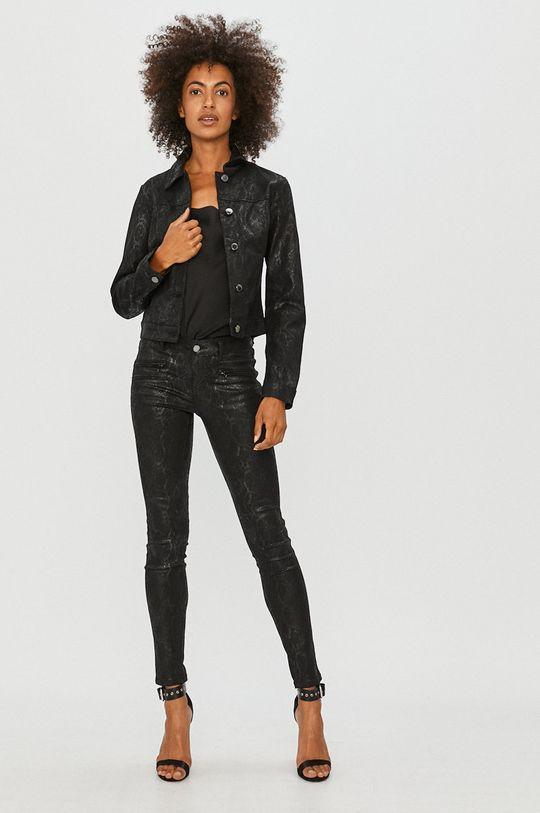 Morgan - Rövid kabát fekete