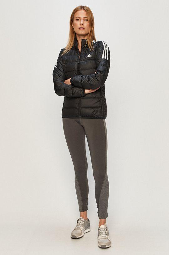 adidas Performance - Kurtka puchowa czarny
