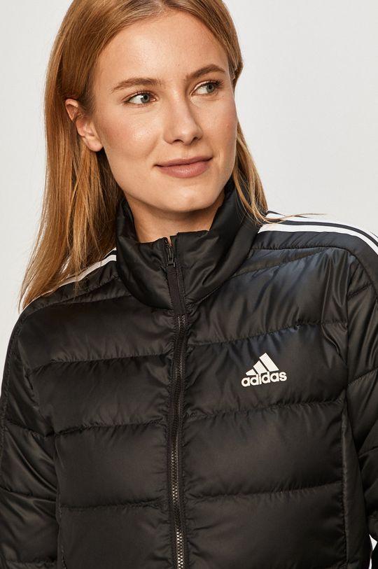czarny adidas Performance - Kurtka puchowa